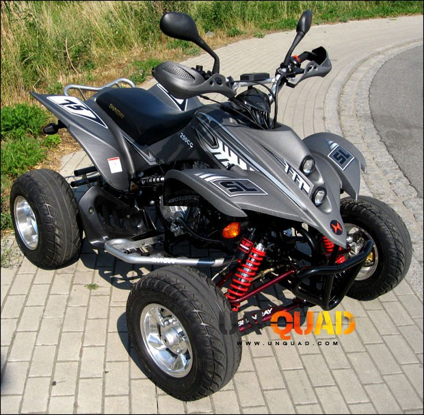 Quad Shineray Stixe 250 Auto