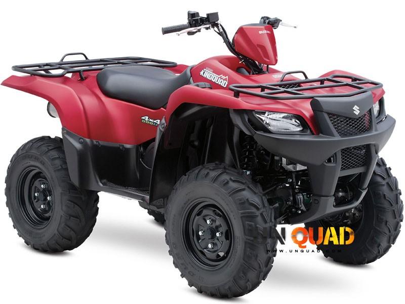 Quad Suzuki Kingquad 500AXI 4×4