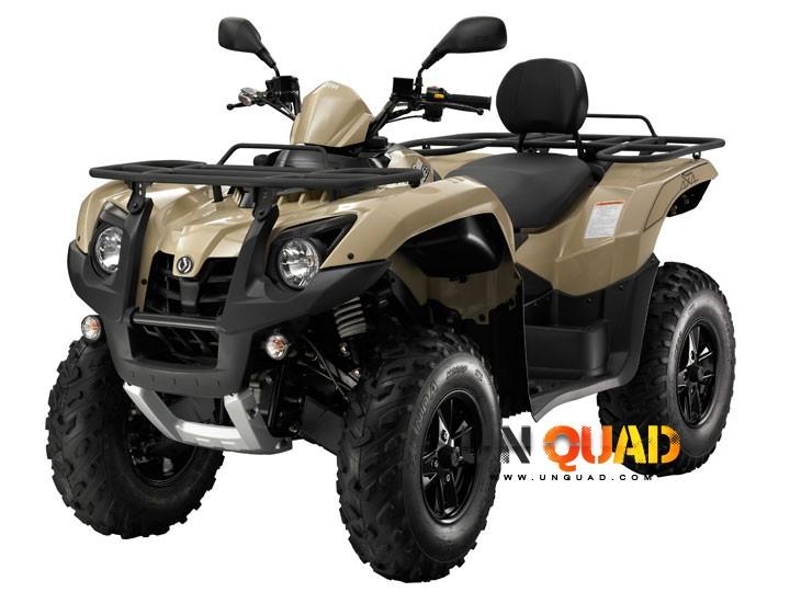 Quad Sym QuadRaider 600 LE