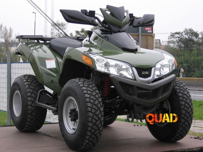 Quad Sym Quadlander 250