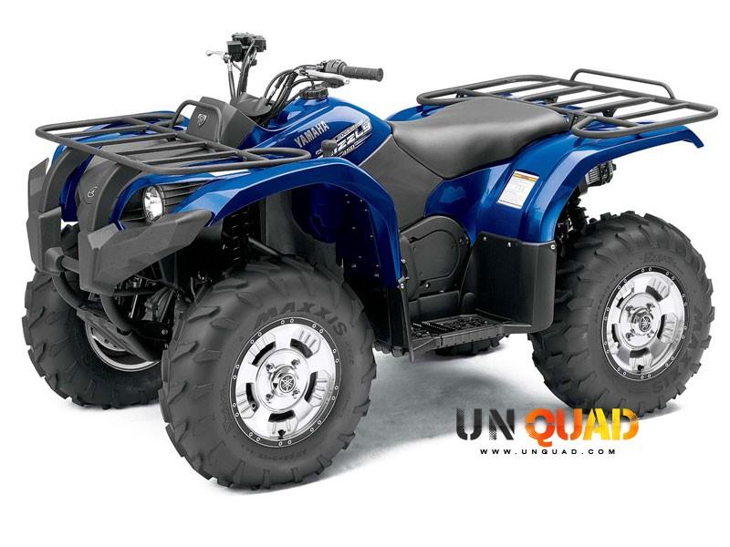 Quad Yamaha Grizzly 450 EPS