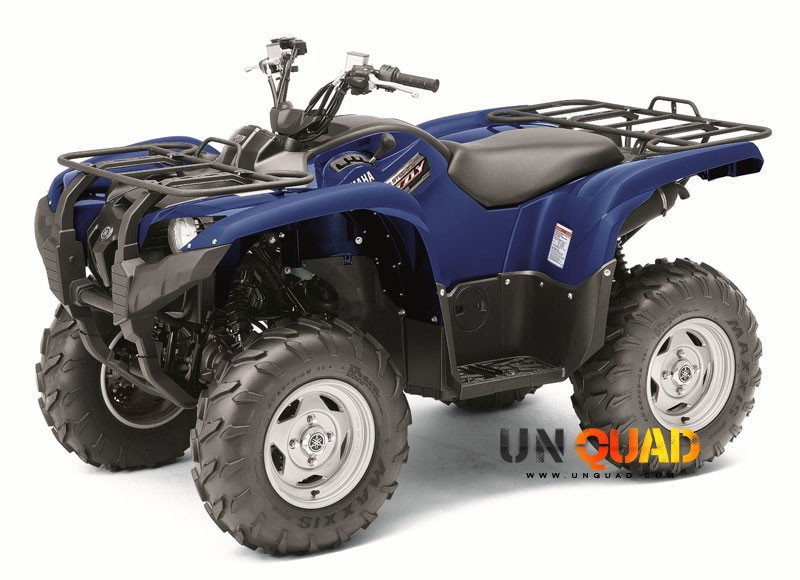 Quad Yamaha Grizzly 550 EPS