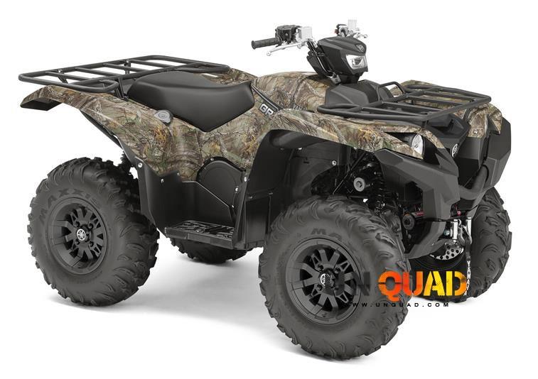 Quad Yamaha Grizzly 700 EPS