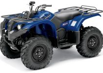 Quad Yamaha Kodiak 450