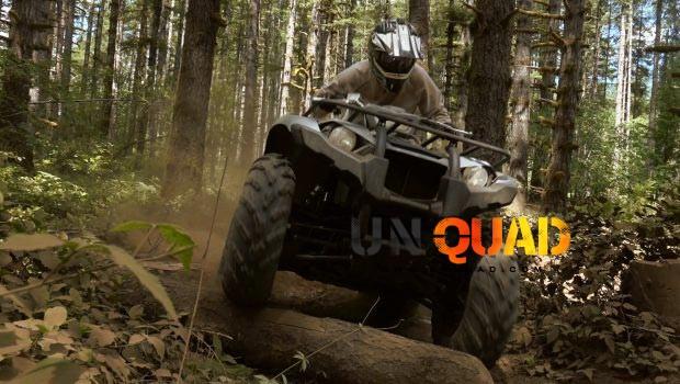 Quad Yamaha Kodiak 450 En Tout Terrain