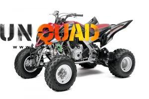 Quad Yamaha Raptor 700 R 2013
