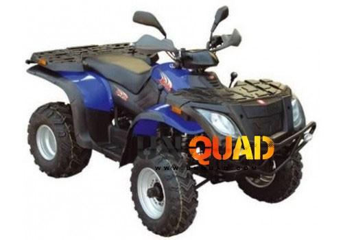 Quad Hytrack 320