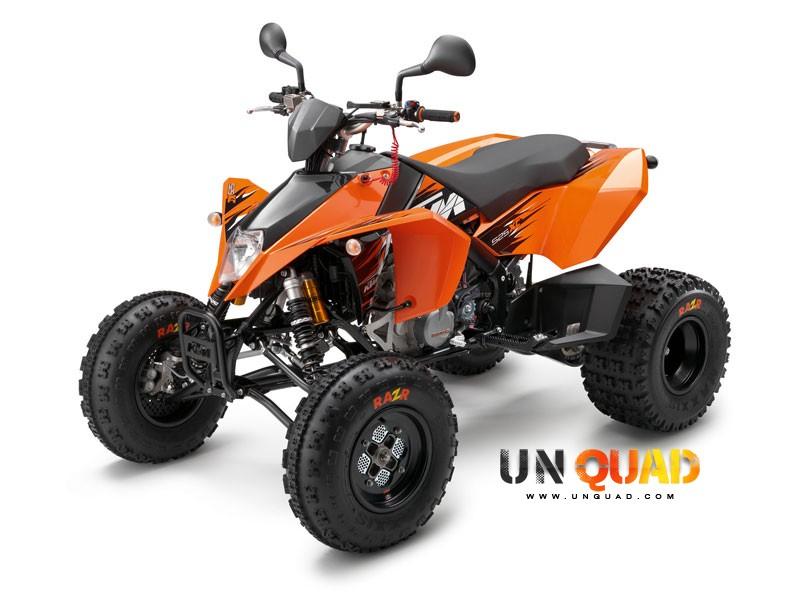 Quad Ktm 525 Xc