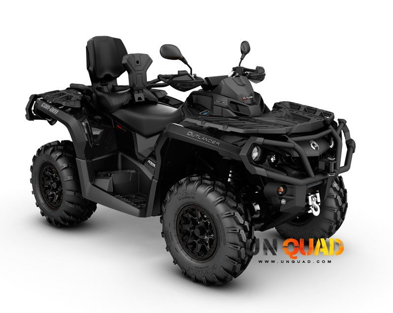 Outlander Max 1000 XT P ABS Quad Homologue T3b Abs