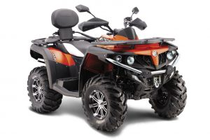 Quad Homologue L7E Le CFMoto Cforce 550