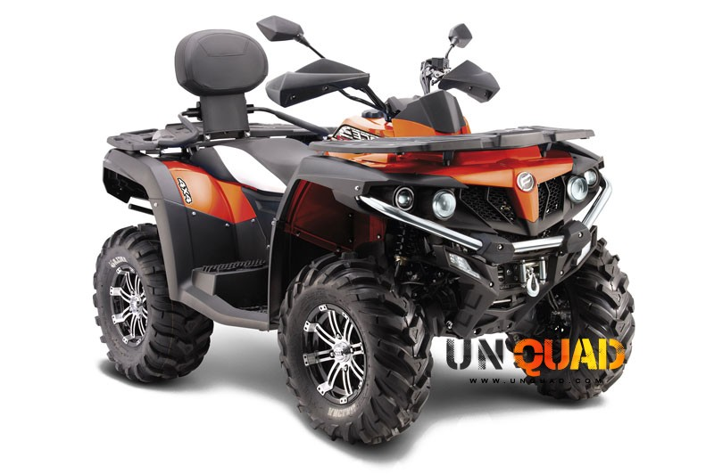 Quad Homologue L7E Le CFMoto Cforce 550