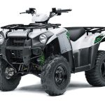 Quad Kawasaki Brute Force 300 Blanc