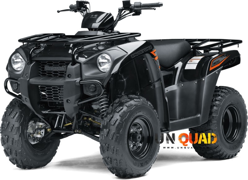 Quad Kawasaki Brute Force 300