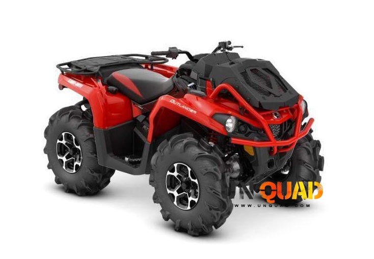Can Am Outlander X MR 570