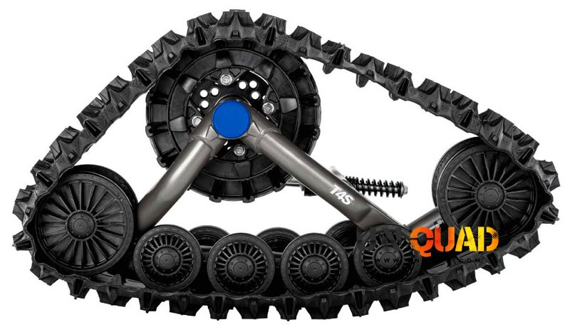 Kit Chenille Option Pour Le Quad Polaris Sportsman Touring XP 1000