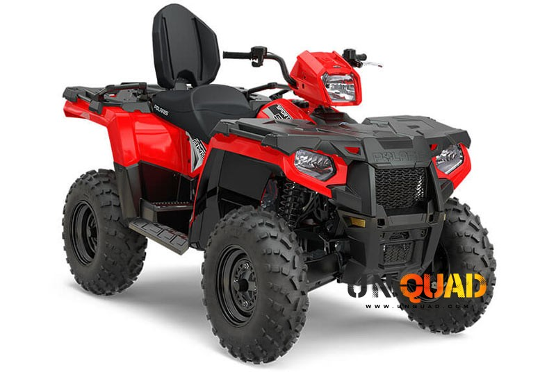 Polaris Sportsman Touring 570 Rouge
