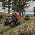 Quad Polaris Sportsman Touring XP 1000 En Rando