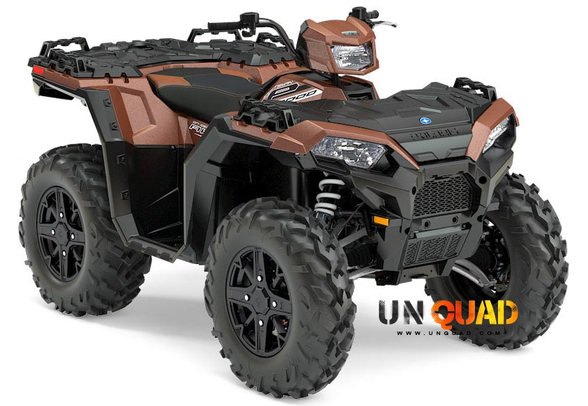 Quad Polaris Sportsman Touring XP 1000 Marron