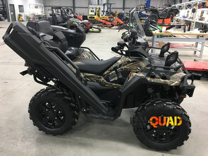 Quad Polaris Sportsman Touring XP 1000 Version Camo Chasse