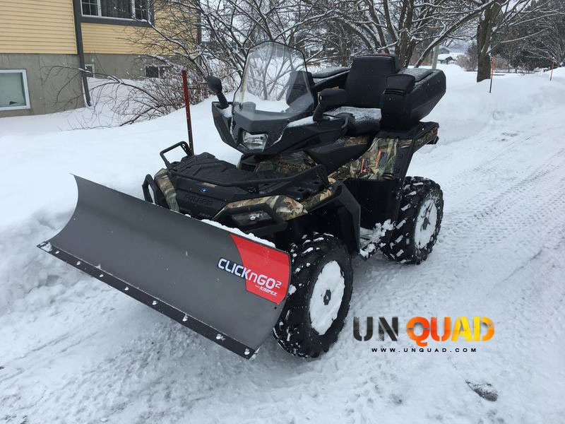 Quad Polaris Sportsman Touring XP 1000 Version Deneigeuse