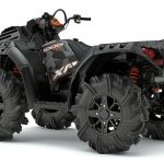 Quad Polaris Sportsman Touring XP 1000 Version Lifter