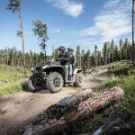 Rando En Duo En Quad Polaris Sportsman Touring XP 1000