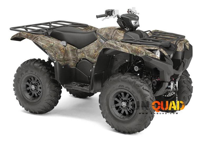 Quad Yamaha Kodiak 700 Camo