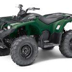 Quad Yamaha Kodiak 700 Vert