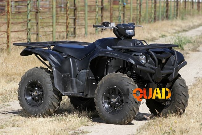 Sacree Gueule Ce Quad Yamaha Kodiak 700
