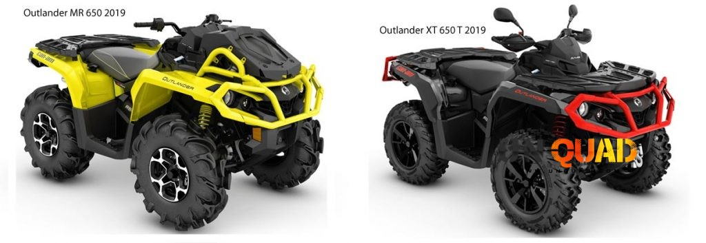 Can Am Outlander 650 2019