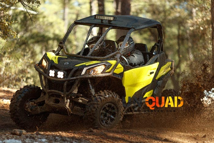 Can Am Maverick Sport 2019 Derapage