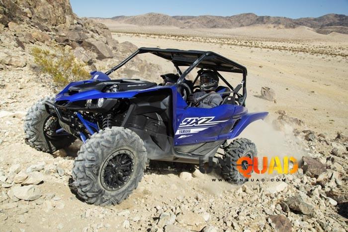 Yamaha YXZ 1000 En Montee